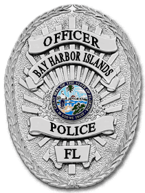 Bay Harbor Islands Badge