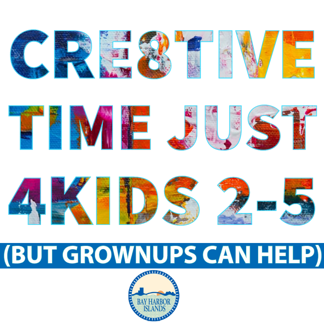creative time just for kids