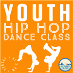 youth hip-hop dance class